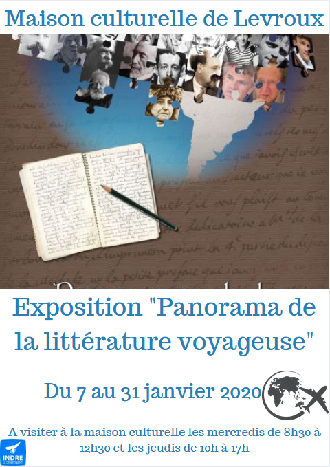 expo panorama litterature voyageuse