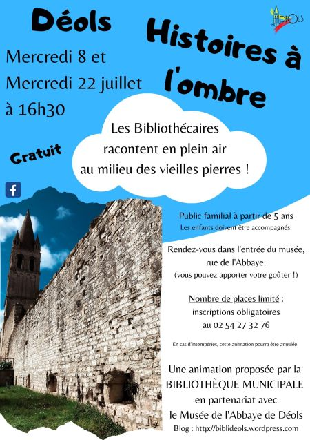 Histoires a lombre
